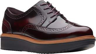 Clarks Artisan Leather Lace-Up Shoes - TeadaleMaira