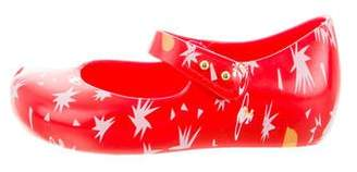 Melissa x Vivienne Westwood Girls' Ultragirl Mary Jane Flats w/ Tags