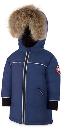 Canada Goose Infant Boys' Reese Parka - Sizes 6-24 Months $275 thestylecure.com