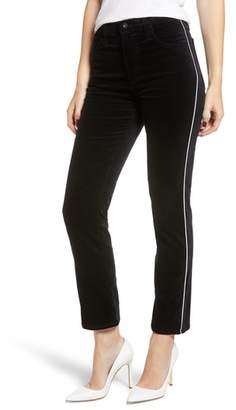 AG Jeans The Isabelle High Waist Ankle Straight Leg Jeans
