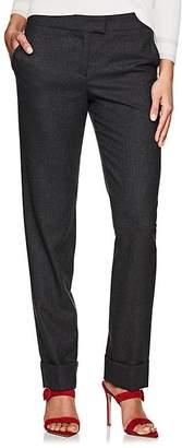 Giorgio Armani Women's Cashmere Straight Trousers