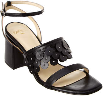 Butter Shoes Finley Leather Block Sandal