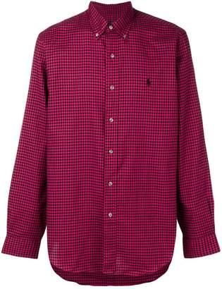 Polo Ralph Lauren plain button shirt