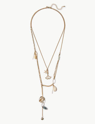 Marks and Spencer Layered Castaway Necklace