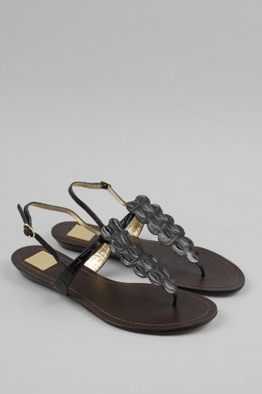 Dolce Vita Athens 38 T Strap Sandals