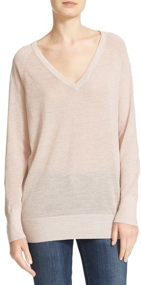 Equipment Women's Equipment Asher V-Neck Sweater