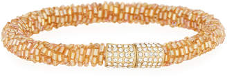 Lydell NYC Slim Beaded Link Bracelet