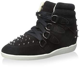 Schutz Women's Belize High-Top Sneaker