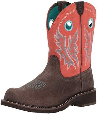 Ariat Women's Fatbaby Heritage Cowgirl Western Boot