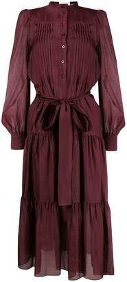 See by Chloe empire line mid-length dress