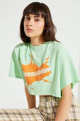 Junk Food Clothing Nickelodeon Cropped Tee