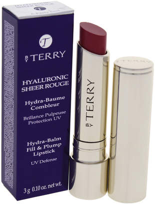 by Terry 0.1Oz #6 Party Girl Hyaluronic Sheer Rouge Hydra-Balm Fill & Plump Lipstick
