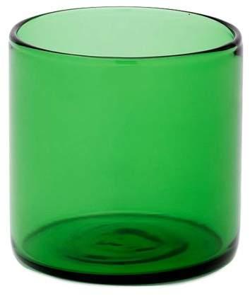 Schlichtes, Niedriges Glas