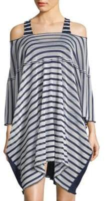 Fuzzi Swim Stripe Tunic