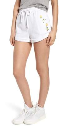 KENDALL + KYLIE Rolled Drawstring Shorts
