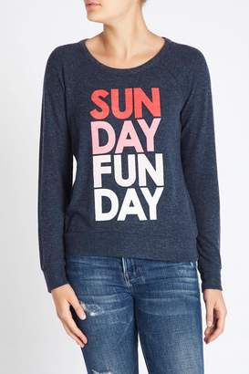 Chaser Sunday Funday Sweatshirt