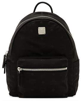 MCM Dieter Monogrammed Nylon Backpack