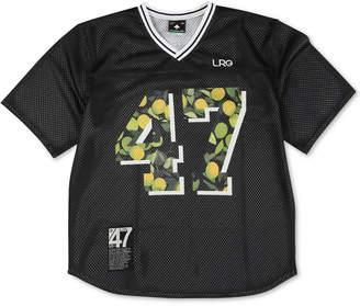 Lrg Men Football Jersey Graphic T-Shirt