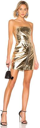 by the way. Skylar Faux Leather Dress