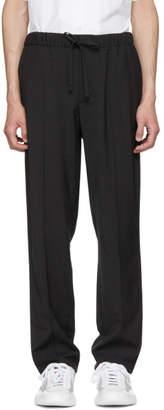 Prada Grey Travel Elasticized Trousers