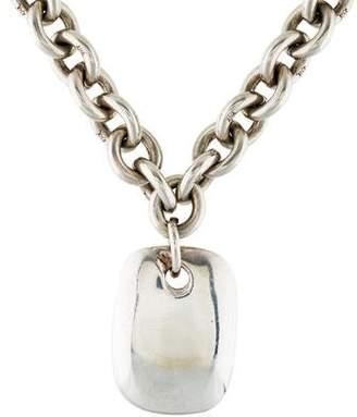 Kieselstein-Cord Heavy Link Necklace