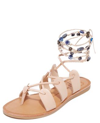 Dolce Vita Jalen Gladiator Sandals $130 thestylecure.com