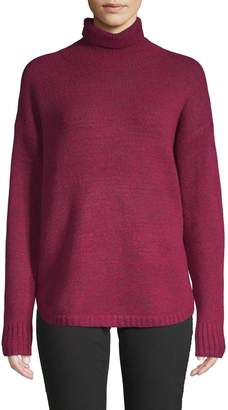 French Connection Wool-Blend Turtleneck Sweater