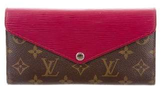 Louis Vuitton Marie Lou Long Wallet