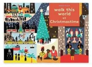 Penguin Random House Walk This World at Christmastime Illustrated Book