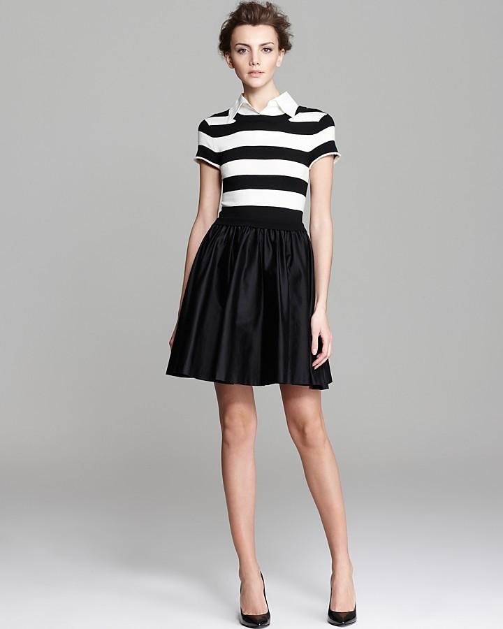 Alice + Olivia Shirt Dress - Laurelle