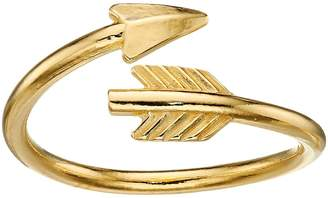 Alex and Ani Love Struck Arrow Wrap Ring Ring
