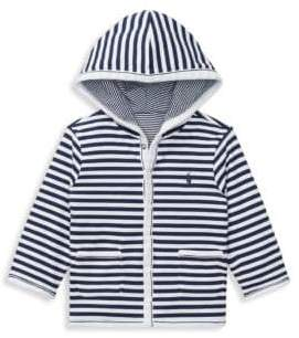 Ralph Lauren Baby's Reversible Stripe Cotton Jacket