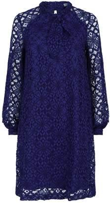 Claudie Pierlot Lace Shift Dress