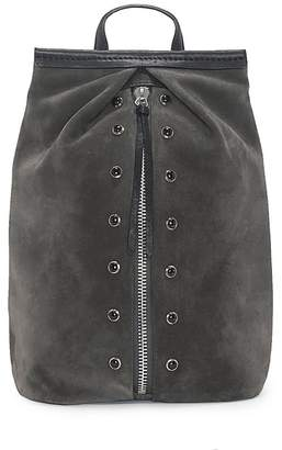 Vince Camuto Cab – Studded Front-zip Backpack