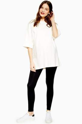 Topshop **Maternity Over the Bump Ankle Legging