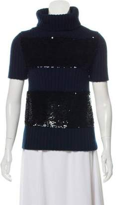 Louis Vuitton Sequin-Embellished Cashmere Sweater