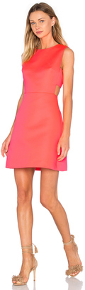 kate spade new york Cutout Flare Dress $398 thestylecure.com