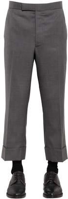 Thom Browne Super 120's Twill Wool Pants