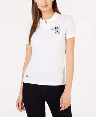Lacoste Minnie Mouse Polo Top