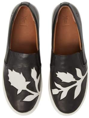 Frye Lena Floral Slip-On Sneaker