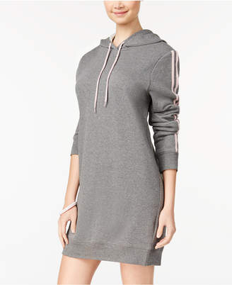 Material Girl Active Juniors' Hoodie Dress, Created for Macy's