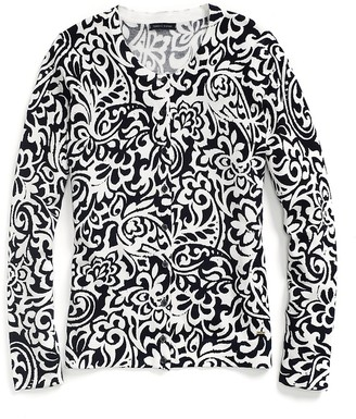 Final Sale-Pasiley Printed Cardigan $64.99 thestylecure.com