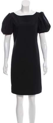 Diane von Furstenberg Mini Bateau Dress