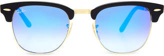 Ray-Ban RB2176 Clubmaster folding sunglasses