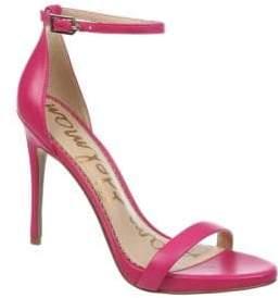 Sam Edelman Ariella Leather Stilettos