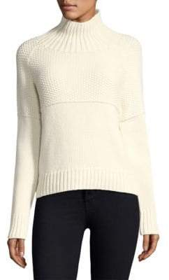 Burberry Turtleneck Cashmere Pullover