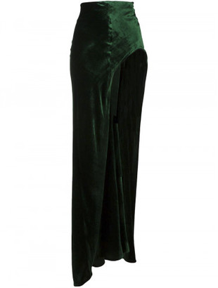 Haider Ackermann draped asymmetric skirt $1,610 thestylecure.com