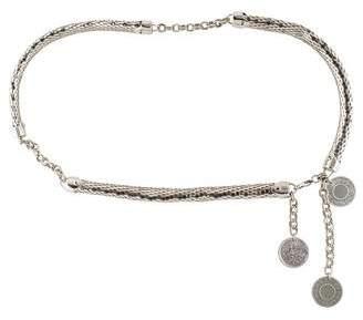 Emilio Pucci Chain-Link Coin Belt