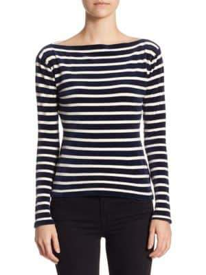 Peserico Velvet Sailor Top