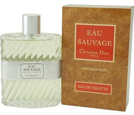 Christian Dior Eau Sauvage Eau de Toilette Spray 3.4oz